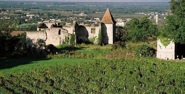 Chateau du Cros