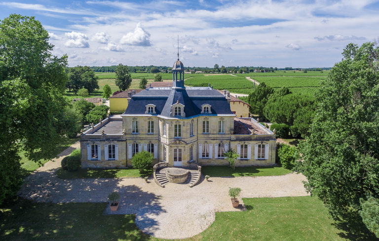 Château Fonreaud, Vignobles Chanfreau