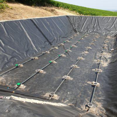 Lagune Clairéo traitement des effluents