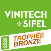 Clairéo gagne un trophée de bronze au Vinitech-Sifel